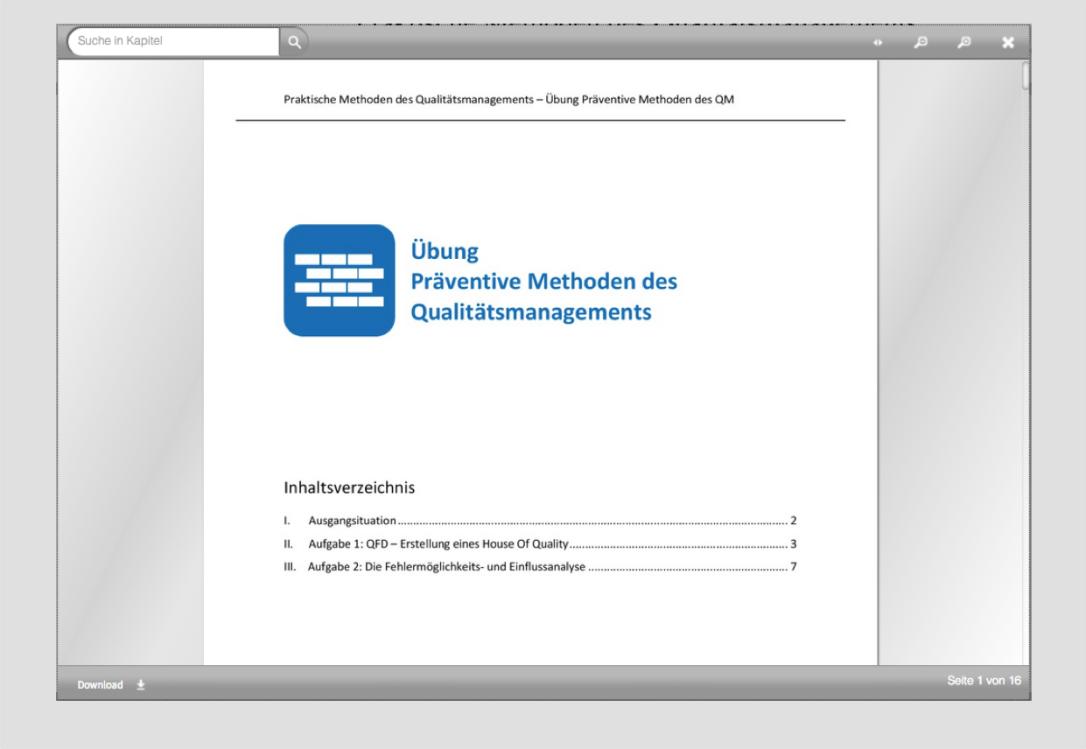 QM-Methoden Bibliothek